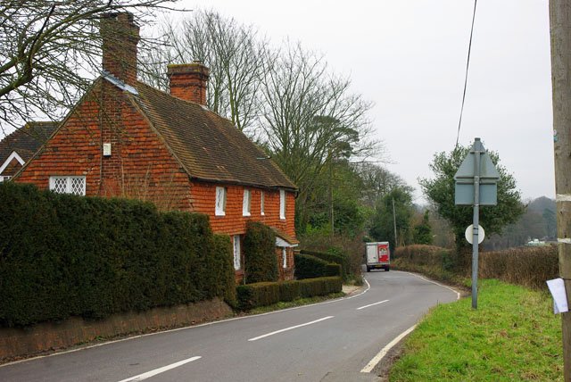 Cottages on Hart's Lane