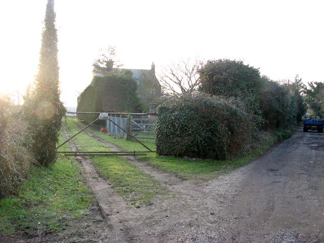Doles Farm in Doles Lane, Bradwell