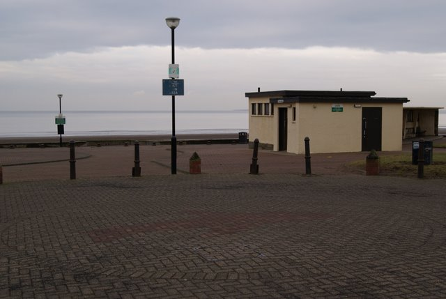 Prestwick seafront