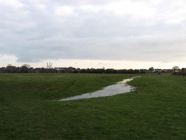 Footway Marsh