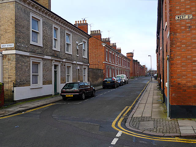 Tower Street, Leicester