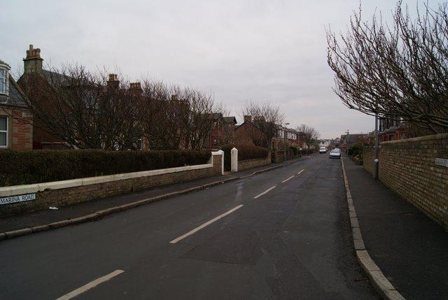 Marina Road