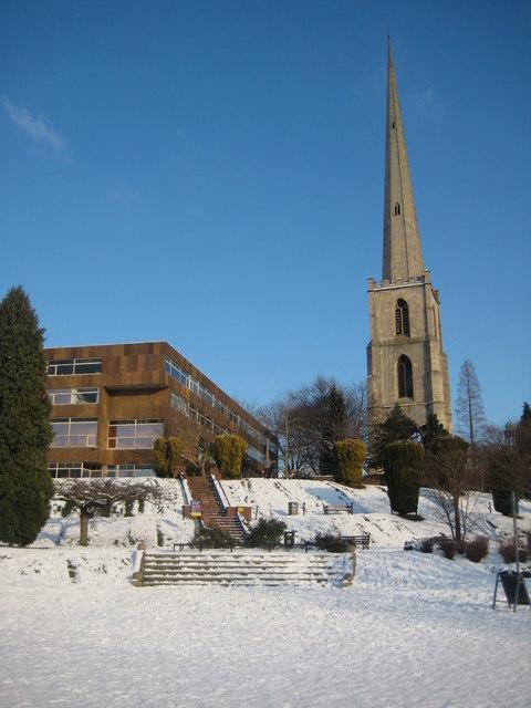 St Andrew's Spire, Worcester