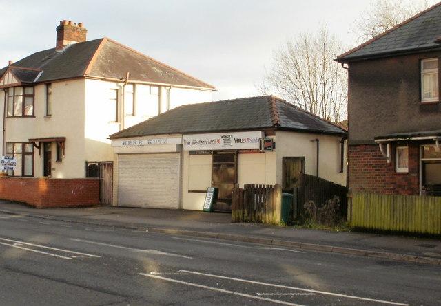 Herr Kutz and Wendy's, Chepstow Road, Newport