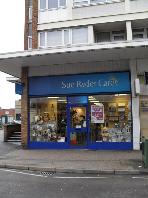 Sue Ryder Care in Queensway