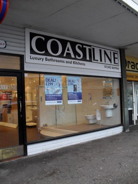 Coastline in Queensway