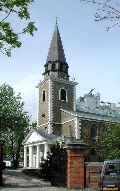 St Mary, Battersea Church Road, London SW11