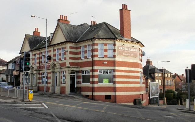 Cross Hands Hotel, Newport