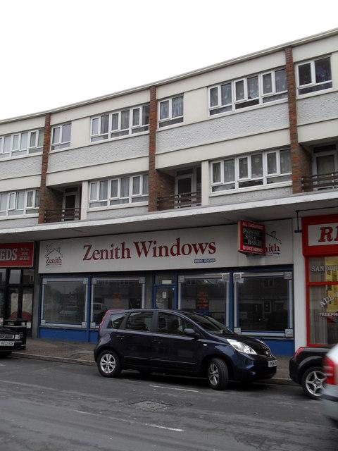 Zenith Windows in Queensway