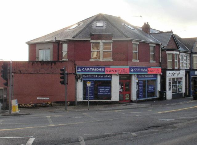 Cartridge Saver, Chepstow Road, Newport