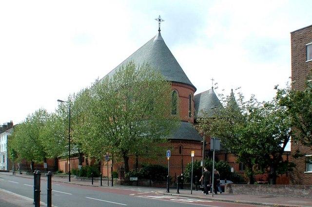 The Ascension, Lavender Hill, London SW11