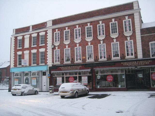 Worcester Furniture Exhibition Centre