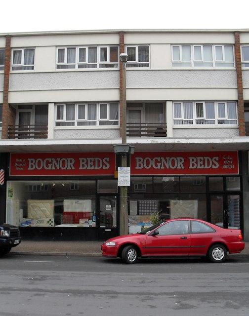Bognor Beds in Queensway