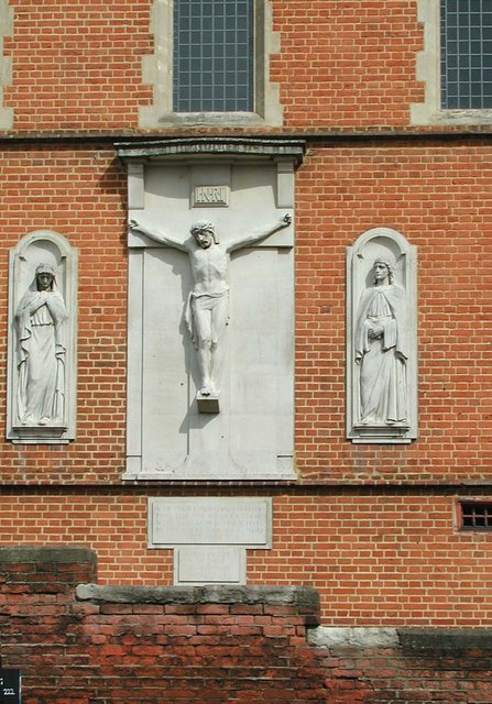 The Ascension, Lavender Hill, London SW11 - Calvary