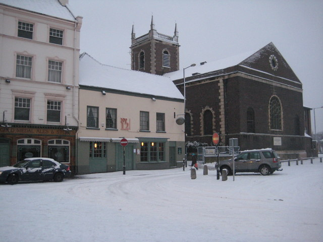 Old St Martin's, Worcester