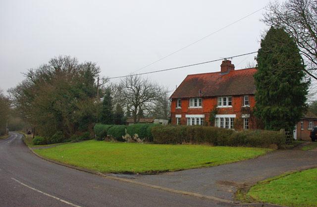 Houses on Crabhill Lane