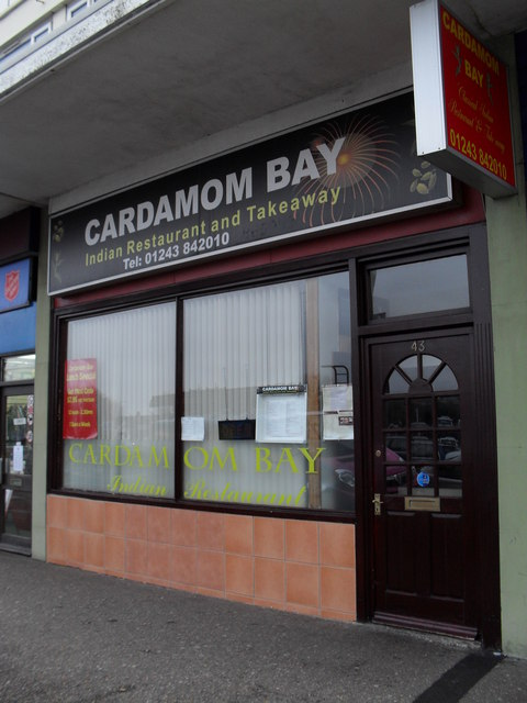 Cardamom Bay in Queensway