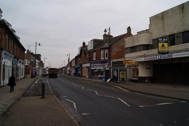 Main Street Prestwick