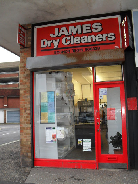 Dry cleaners in Queensway