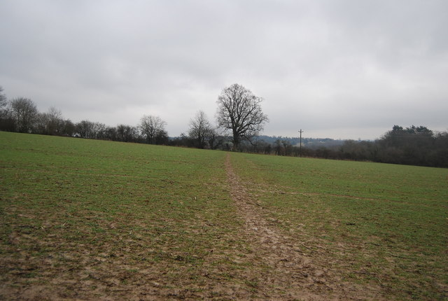 Footpath to Weller's Town