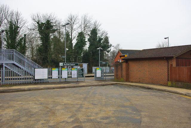 Nutfield Station