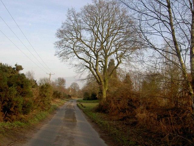 Eakring Road