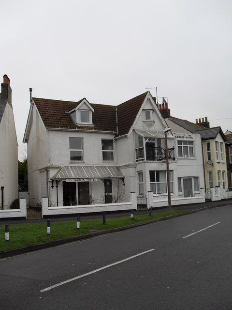 The Gables Hotel in Crescent Road