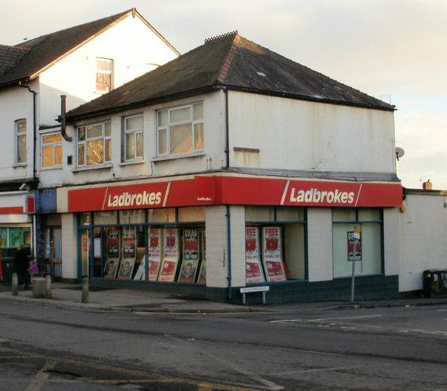 Ladbrokes, Chepstow Road, Newport
