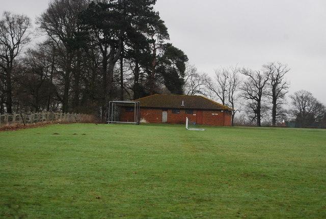 Pavilion, Chiddingstone Recreation Ground