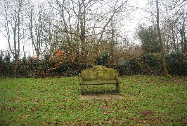 Millennium Seat, Chiddingstone