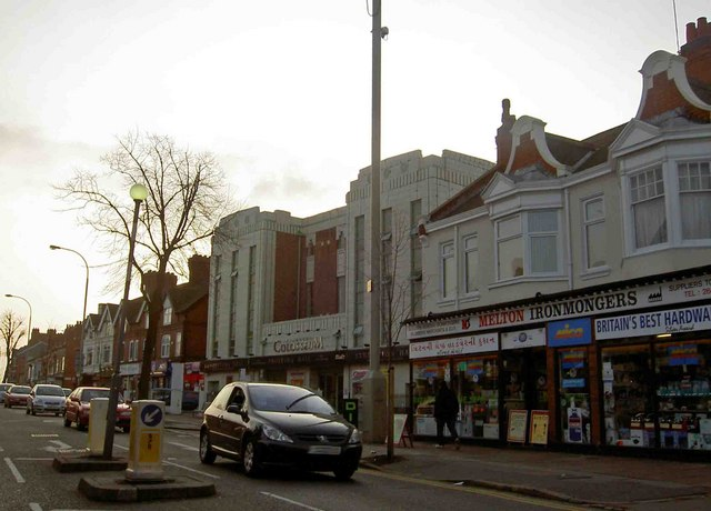 Melton Road, Leicester