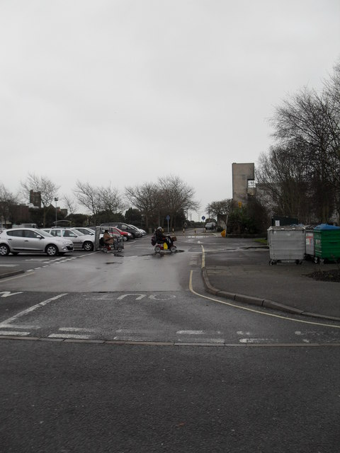 A range of vehicles in Hothamton Car Park