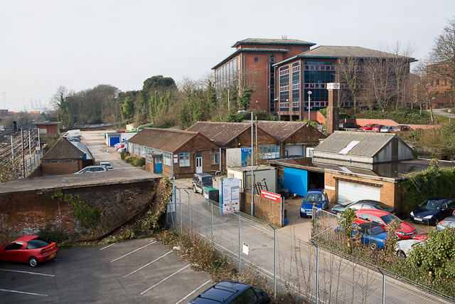 Loveridge Trading Estate, Southbrook Road