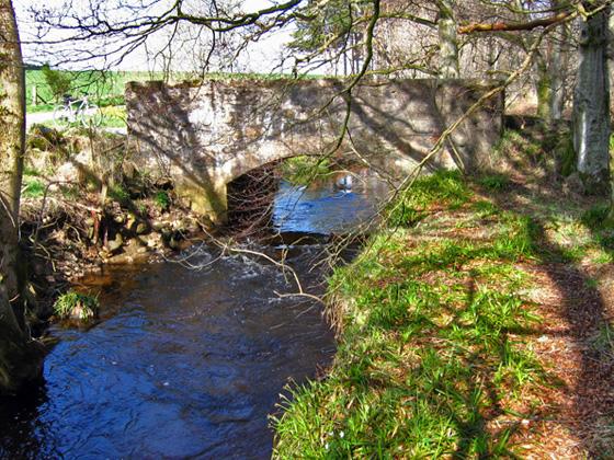 Bridge over the Black Burn