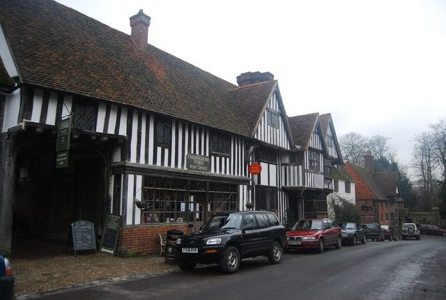 Chiddingstone Stores & Post Office