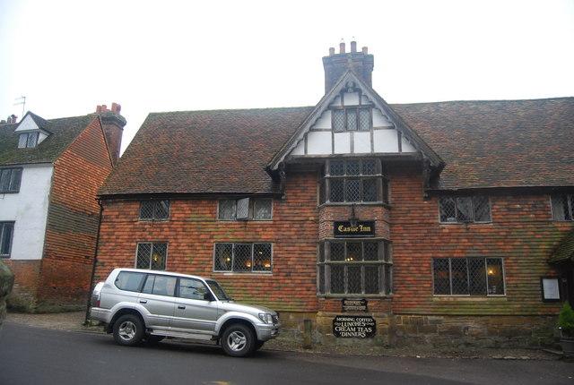 Castle Inn, Chiddingstone