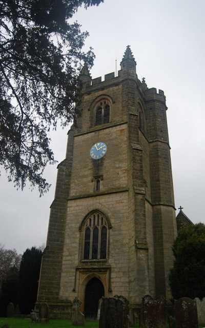 Church Tower, St Mary's Church, Chiddingstone