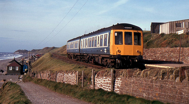 Railway at Braystones