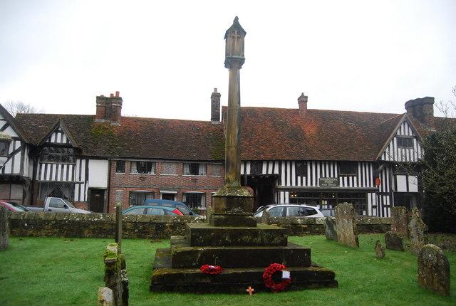 War Memorial, Chiddingstone