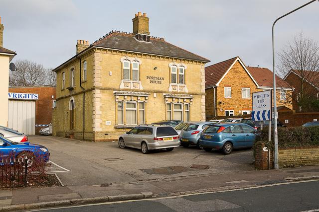 Portman House, Millbrook Road East