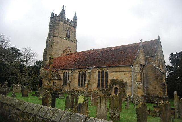 St Mary's Church, Chiddingstone