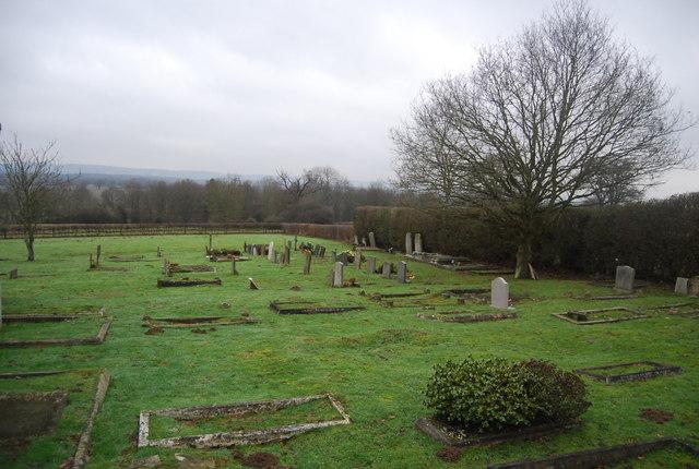 Cemetery, Chiddingstone