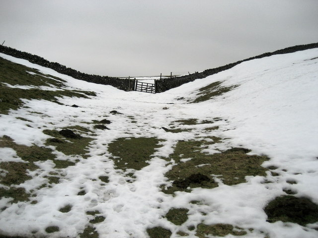 Pennine Way North of Water Houses