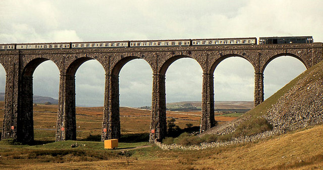 Ribblehead viaduct (part)