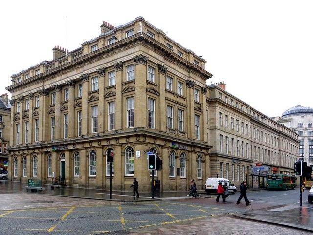 Lloyds Bank, Grey Street