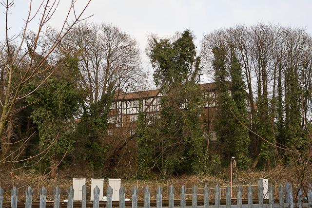 Elmfield, off Millbrook Road East