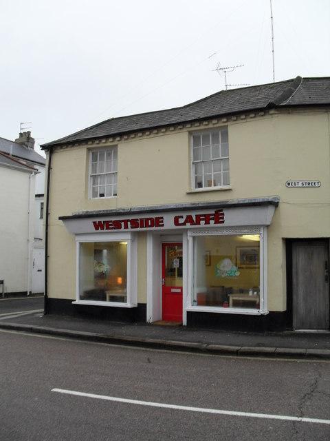Waterside Café  in West Street