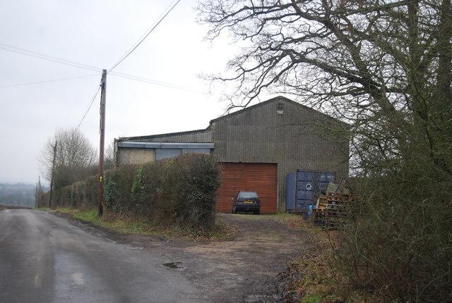 Barn. Larkin's Farm