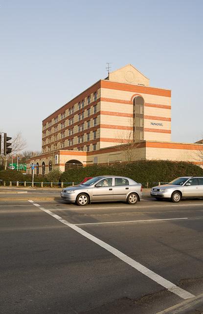 Novotel hotel, West Quay Road