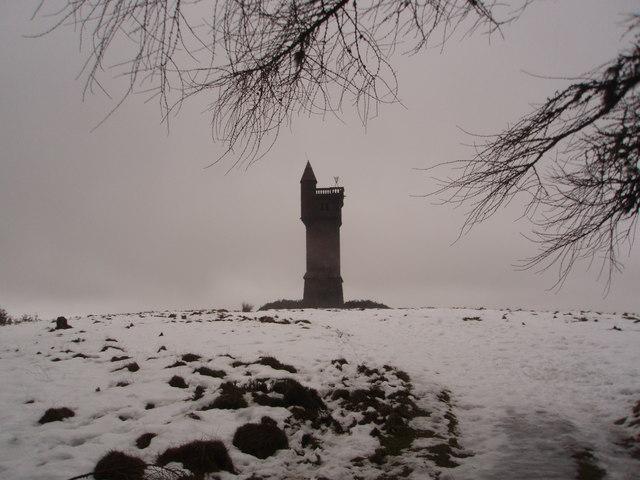 Airlie Memorial Tower
